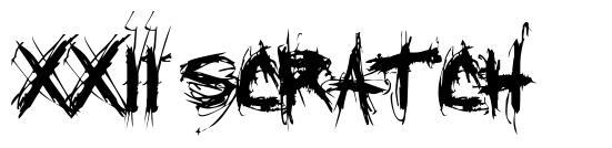 XXII Scratch