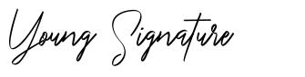 Young Signature