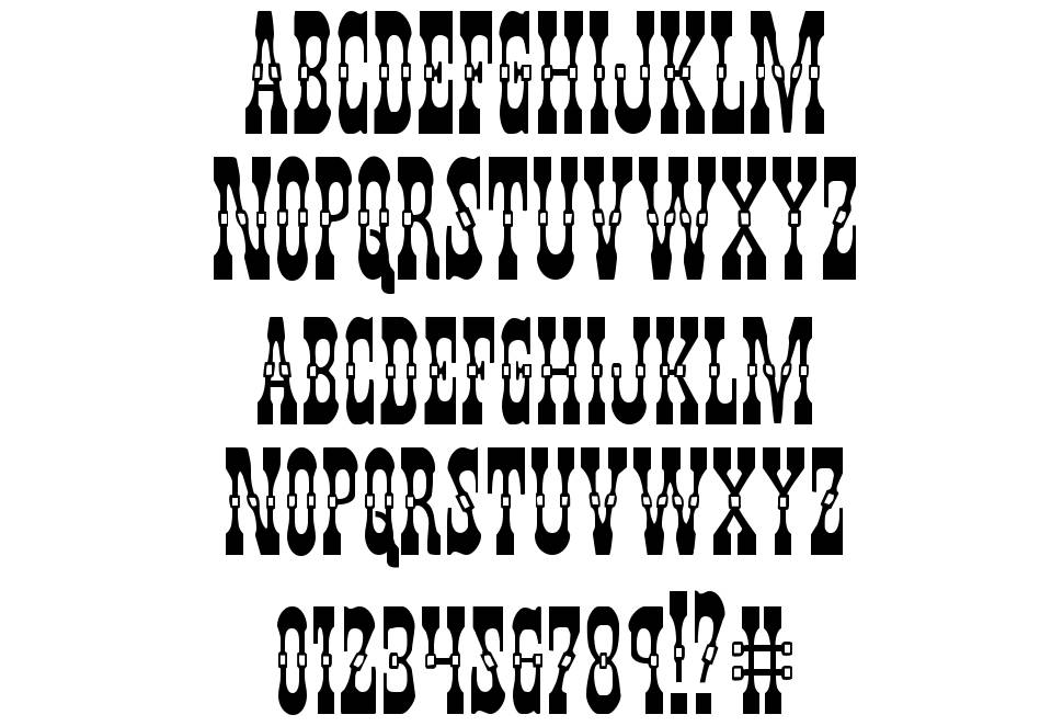 Younger Brothers font