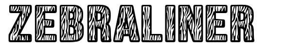 Zebraliner