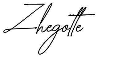 Zhegotte