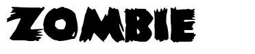 Zombie 字形