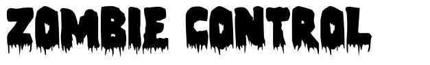 Zombie Control