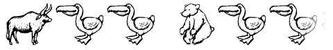 Zoo Woodcuts M
