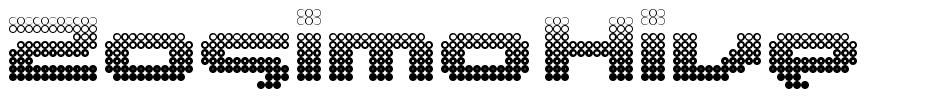 Zosimo Hive フォント