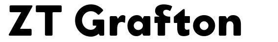 ZT Grafton font