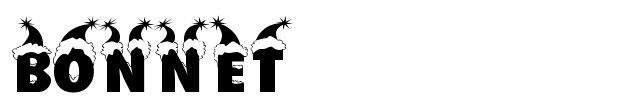 Bonnet Font